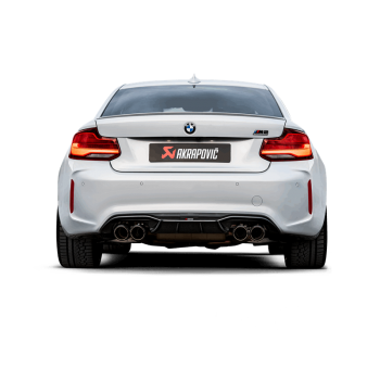 AKRAPOVIC Evolution BMW M2 F87